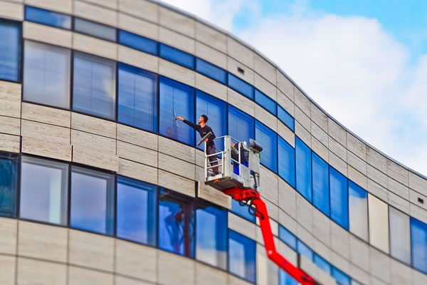Window cleaning in Hampshire