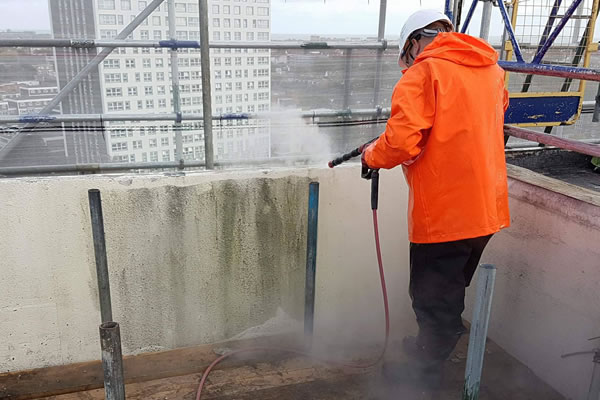 Commercial Pressure Washing Southampton Commercial